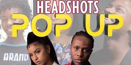 NYC Headshot Pop Up tickets