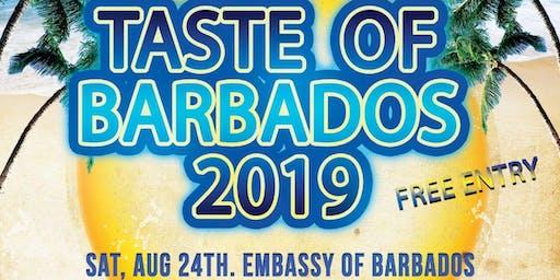 A Taste of Barbados 2019