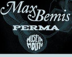 Max Bemis @ Slim's  w/ Perma, Museum Mouth
