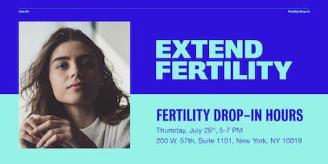 Fertility Drop-in Hours  tickets