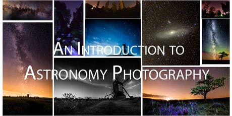 An Introduction to Astronomy Photography tickets