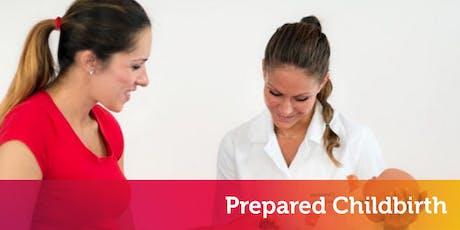 Prepared Childbirth Retreat (Patewood) tickets