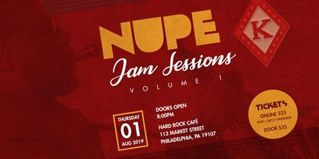 Nupe Jam Sessions Vol. 1 tickets