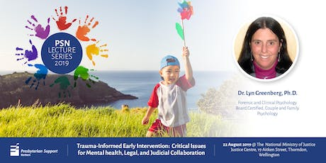 Lyn Greenberg - Trauma-Informed Early Intervention:  Critical Issues for Mental health, Legal, and Judicial Collaboration tickets