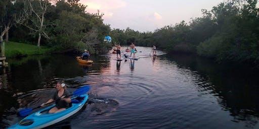 Sunday Morning Paddle at Turkey Creek