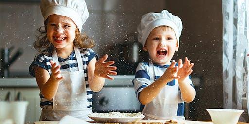 Make  A Wish Kids Cooking Class
