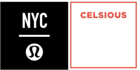 REAL Hot Yoga with lululemon Williamsburg at Celsious Social  tickets