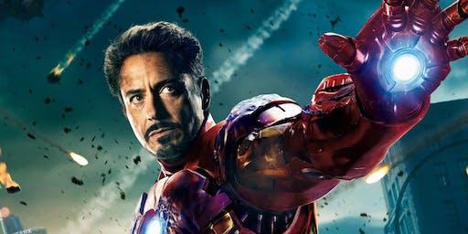 LongTake a Roma – I supereroi al cinema