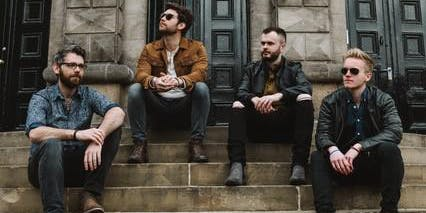 Rainbreakers - Homecoming gig on the Ain't Nothing' Going On Tour
