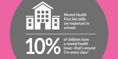 Youth Mental Health First Aid (YMHFA) - 2 Day **Sports coaches and schools