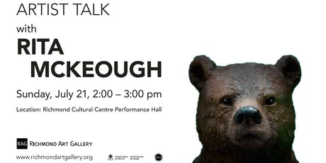 Artist Talk : Rita McKeough tickets