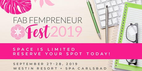 Fab Fempreneur Fest tickets