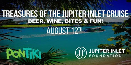 Treasures of the Jupiter Inlet Cruise tickets