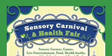 Sensory Carnival & Health Fair tickets