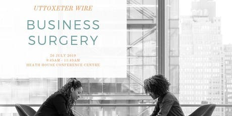 Uttoxeter WiRE (a Women's Networking group) - Business Surgery  tickets