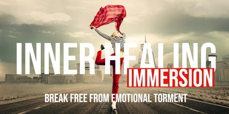 LONDON: Inner Healing Immerson | Break Free From Hurts & Wounds tickets