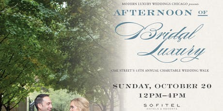 13th Annual Afternoon of Bridal Luxury tickets