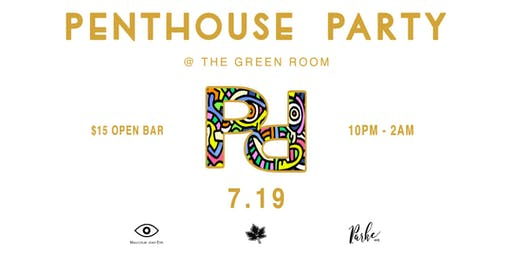 Penthouse Party @ The Green Room