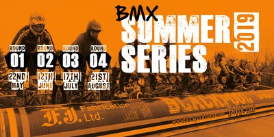 Blackpool BMX Club 2019 Summer Race Series 21st August 2019 Round 4
