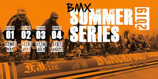 Blackpool BMX Club 2019 Summer Race Series 21st August 2019 Round 4