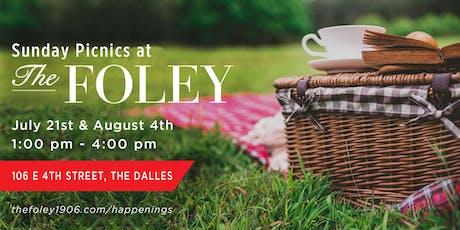 Sunday Picnics at The Foley tickets