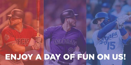 Colorado Rockies - Let's Play Ball! tickets