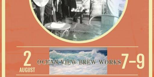 John Rybak + Friends at Ocean View Brew Works