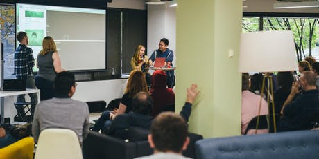 Python Final Presentations - Open to the public! tickets