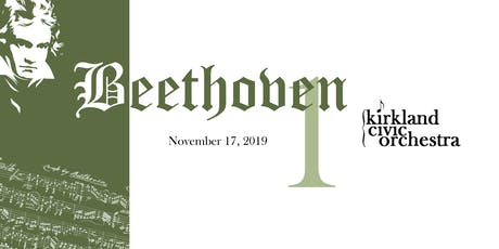 Beethoven 1 tickets