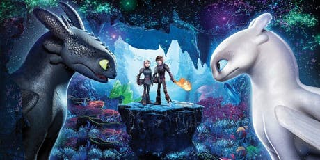 How to Train Your Dragon 3 (Family) tickets