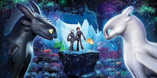 How to Train Your Dragon 3 (Family)