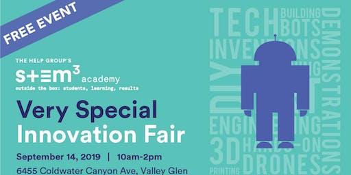 2019 Very Special Innovation Fair - Valley Glen