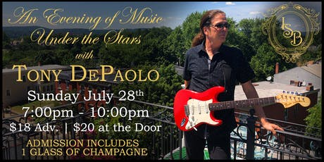 An Evening Under The Stars with Tony DePaolo tickets
