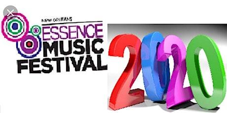 2020 ESSENCE MUSIC FESTIVAL NOLA tickets