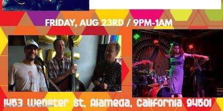John Rybak & Friends, Voodoo Cabaret, Bay Station @ Fireside Lounge tickets