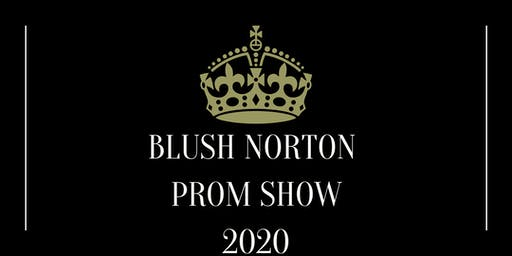 Blush Norton Prom Show 2020