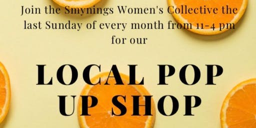 Smynings Women's Collective Pop Up Shop + Food Truck