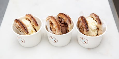 National Ice Cream Day at Bisous Bisous Pâtisserie tickets