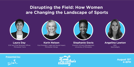 Disrupting the Field: How Women are Changing the Landscape of Sports tickets