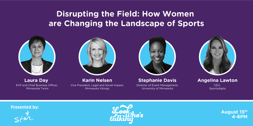 Disrupting the Field: How Women are Changing the Landscape of Sports