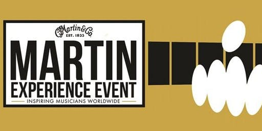 The Martin Experience Event At Cream City Music