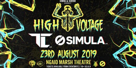 High Voltage 2019 - ft TC & Simula  tickets