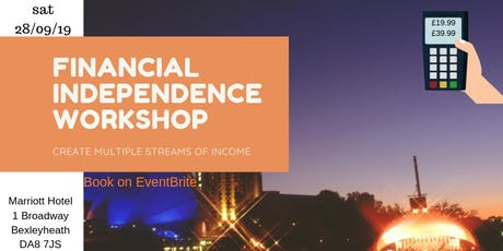Financial Independence Workshop tickets