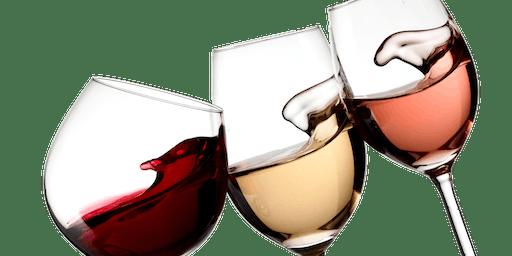 Wine Tasting in the Garden