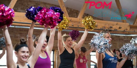 FREE POMSQUAD FITNESS MASTER CLASS tickets