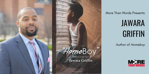 Homeboy: Book Talk with Jawara Griffin