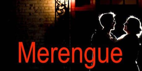 MERENGUE - Latin Dancing Sundays 8pm tickets