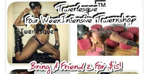Twerlesque™ Hip Hop Exotic Dance