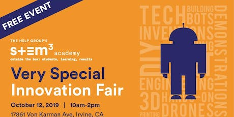 2019 Very Special Innovation Fair - Orange County tickets