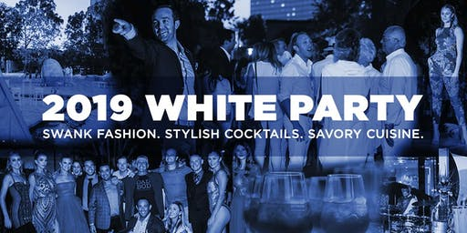 Building Block Foundation Fund White Party 2019